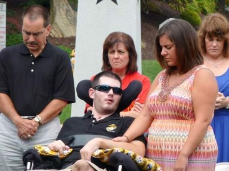 Sgt Doug Vitale Welcome Home 3 August 13 Patriot Guard