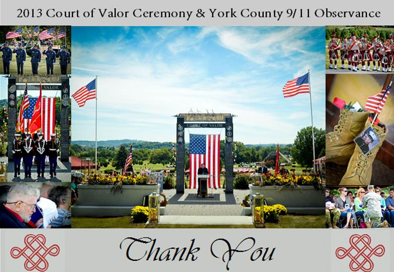 2013 Court of Valor