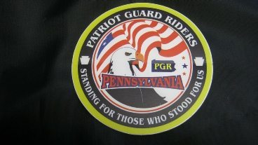 PGRPA 3 Inch Decal